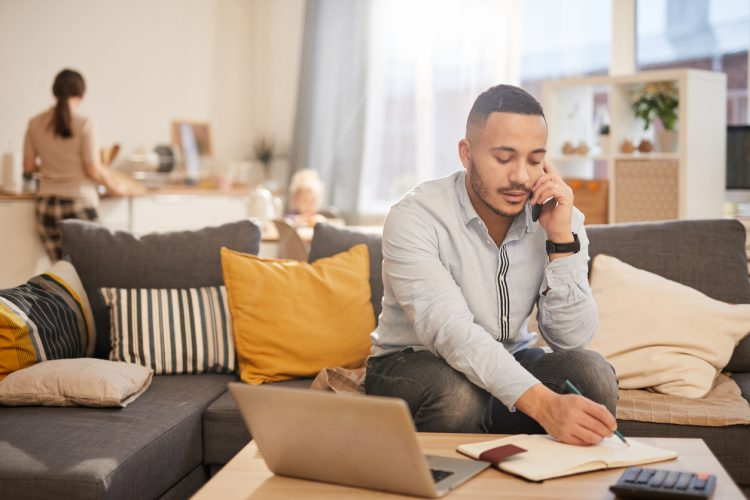 7 Covid-19 Tips to Help You Adjust to Working from Home